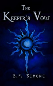The Keeper's Vow - B.F. Simone