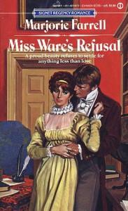 Miss Ware's Refusal - Marjorie Farrell