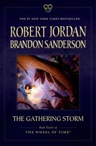 The Gathering Storm - Robert Jordan, Brandon Sanderson