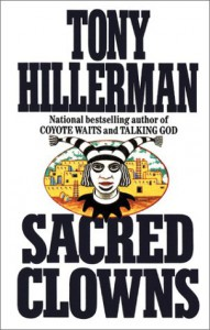 Sacred Clowns - Tony Hillerman
