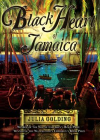 Black Heart of Jamaica (Cat Royal) - Julia Golding