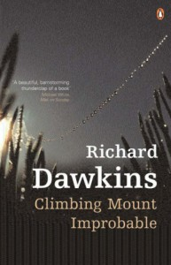 Climbing Mount Improbable - Richard Dawkins