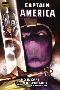 Captain America: No Escape - Ed Brubaker, Butch Guice, Jackson Guice, Mitch Breitweiser