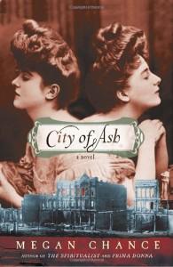 City of Ash - Megan Chance