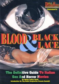 Blood & Black Lace - Adrian Luther-Smith