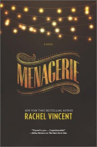 Menagerie - Rachel Vincent