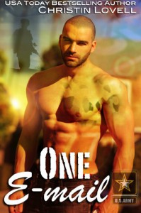 One E-mail: (BBW Romance) (One Soldier Series) - Christin Lovell