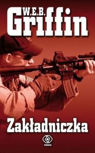 Zakładniczka - Griffin W. E. B.