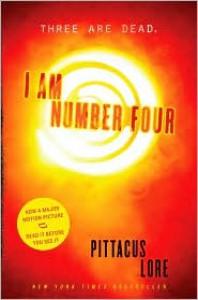 I Am Number Four (Lorien Legacies Series #1) -