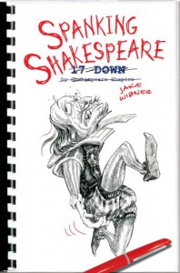 Spanking Shakespeare - Jake Wizner