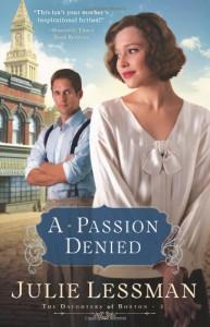 A Passion Denied - Julie Lessman