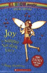 Joy The Summer Vacation Fairy - Daisy Meadows, Georgie Ripper