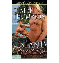 Island of Temptation - Claire Thompson