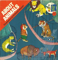 About Animals (A Golden look-look book) - Richard Scarry