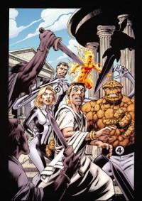 Fantastic Four, Vol. 2: Road Trip - Matt Fraction