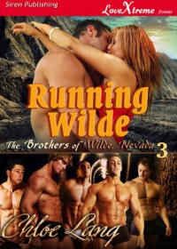 Running Wilde (The Brothers of Wilde, Nevada #3) - Chloe Lang