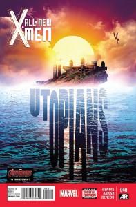 All New X-Men #40 - Brian Michael Bendis