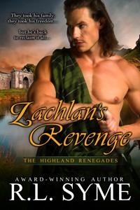 Lachlan's Revenge - R.L. Syme