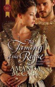 The Taming of the Rogue - Amanda McCabe