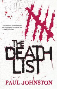 The Death List - Paul Johnston
