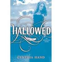 Hallowed (Unearthly, #2) - Cynthia Hand