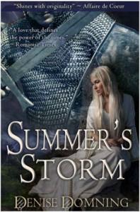 Summer's Storm - Denise Domning
