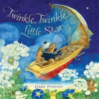 Twinkle, Twinkle, Little Star - Jerry Pinkney