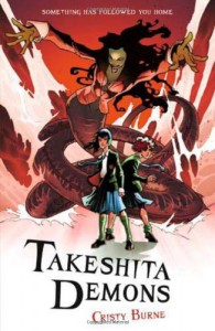 Takeshita Demons - Cristy Burne, Siku