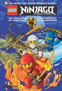 Lego Ninjago, Masters of Spinjitzu. The Challenge of Samukai - Greg Farshtey, Paulo Henrique