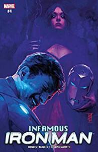 Infamous Iron Man (2016-) #4 - Brian Bendis, Alex Maleev