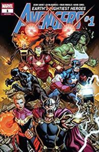 Avengers (2018-) #1 - Jason Aaron, Ed McGuinness