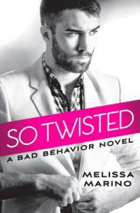 So Twisted - Melissa Marino