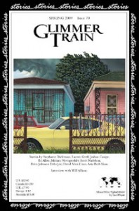 Glimmer Train Stories 70 (Spring 2009) - Linda B. Swanson-Davies, Susan Burmeister-Brown, Stephanie Dickinson, Lauren Groff, Stephanie Dicksonson