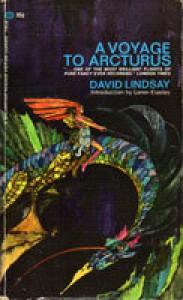 A Voyage to Arcturus - David Lindsay, Bob Pepper