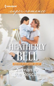 Airman to the Rescue - Heatherly Bell