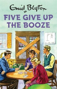 Five Give Up the Booze - Bruno Vincent