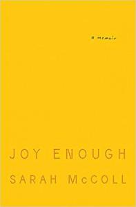 Joy Enough - Sarah McColl