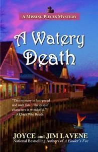 A Watery Death - Jim Lavene, Joyce Lavene