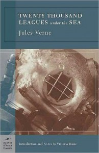Twenty Thousand Leagues Under the Sea - Jules Verne,  Victoria Blake