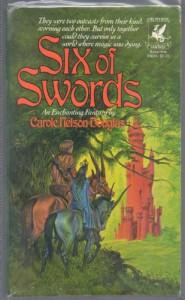 Six of Swords - Carole Nelson Douglas