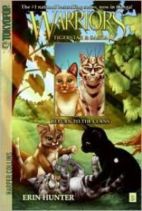 Return to the Clans - Erin Hunter, Dan Jolley, Don Hudson