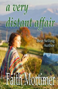 A Very Distant Affair (A Very ... Affair) (Volume 4) - Faith Mortimer