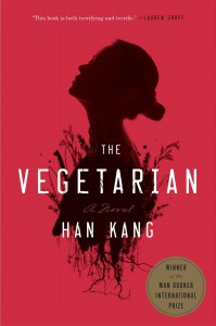 The Vegetarian - Han Kang, Deborah     Smith