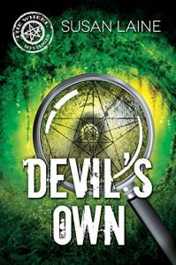 Devil's Own (The Wheel Mysteries Book 2) - Susan Laine
