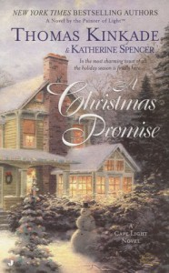 A Christmas Promise (Cape Light, Book 5) - Katherine Spencer, Thomas Kinkade