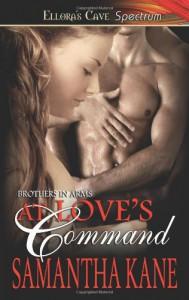 At Love's Command - Samantha Kane