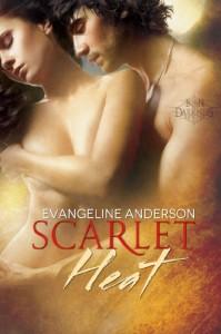 Scarlet Heat - Evangeline Anderson