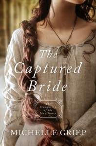 The Captured Bride - Griep,  Michelle