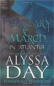 February and March in Atlantis - Alyssa Day