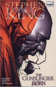 Dark Tower: The Gunslinger Born #2 (of 7) (Dark Tower: The Gunslinger Born Vol. 1) - Robin Furth, Peter David, Jae Lee, Richard Isanove